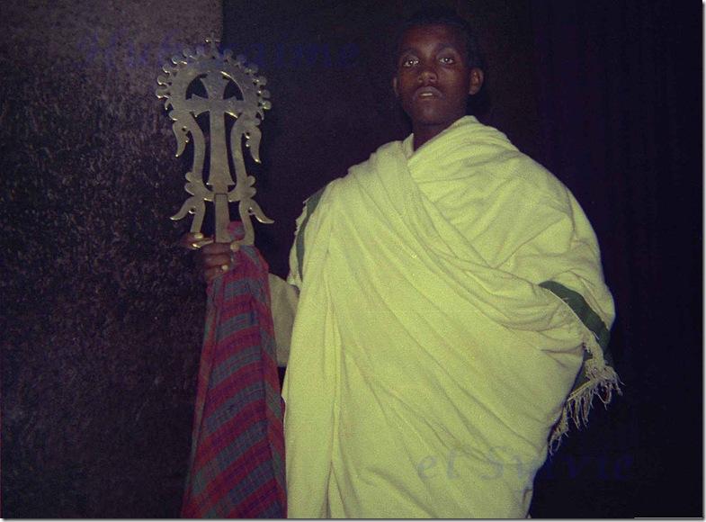 dk-Ethiopie Lalibela Egl.Medhane Alem 20.01.77-
