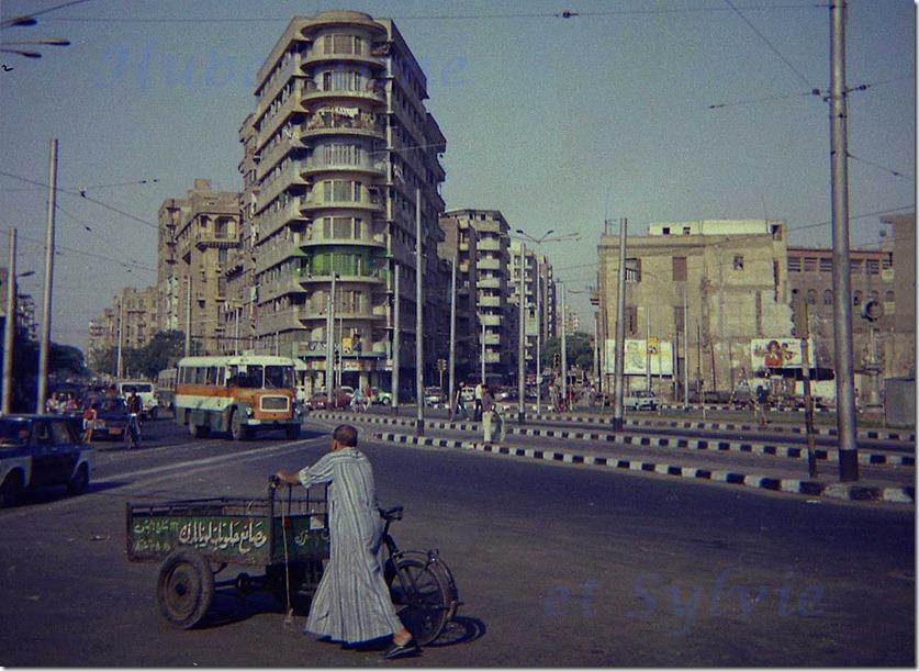 ni-Egypte Le Caire Place Al Geish 20.06.78-