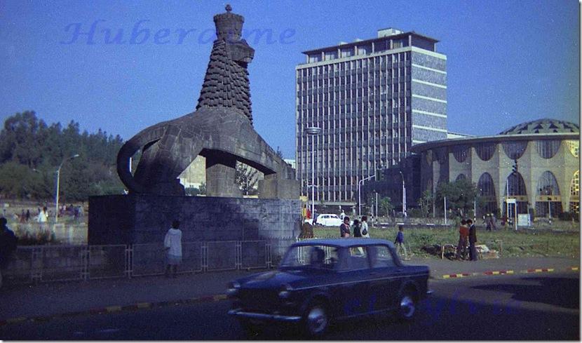 ag-Ethiopie Addis-Abeba Pl.Unité 19.11.76-