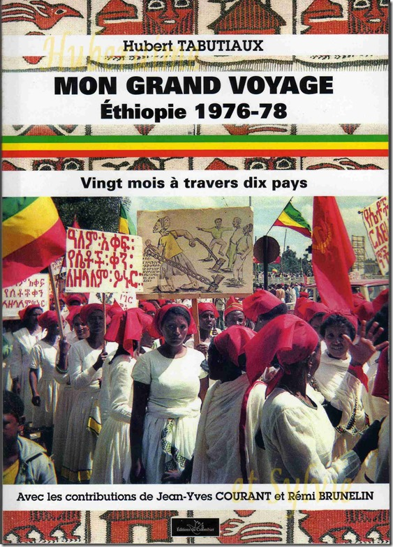 Mon Grand Voyage Couverture-